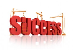 Success Is A Learned Behavior