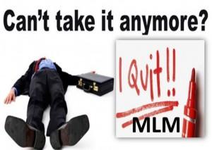 I Quit MLM