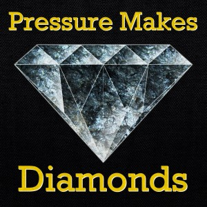 P ressure Creates Diamonds